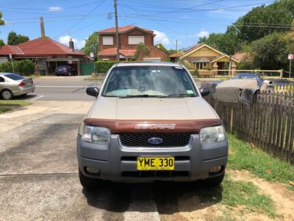 Ford Escape XLT 2003 automatic