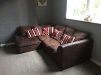 Second Hand Corner Sofa - £50