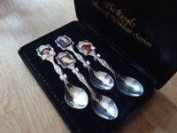 The Royal House of Windsor Royal Spoon Collection (Sonic Australia)