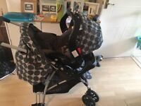 Graco travel system excellent condition!!