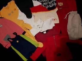 12-18mths CLOTHES BUNDLE