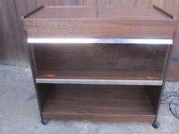 Philips Hostess Trolley / Food Warming Cabinet