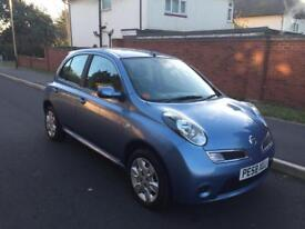 Nissan Micra 1.2 Automatic 59000 Miles
