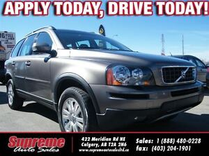2008 Volvo XC90 3.2L AWD/LEATHER/ACCIDENT FREE