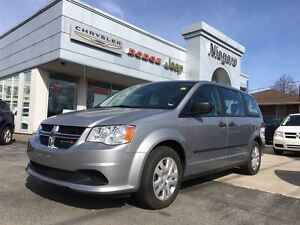 2014 Dodge Grand Caravan SE,3RD ROW STOWNGO