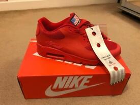 Nike Airmax 90 trainers