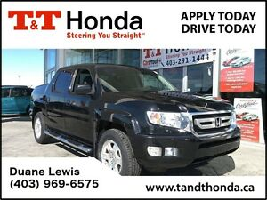 2011 Honda Ridgeline *No Accidents, Locally Owned, Heated Seats
