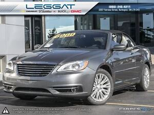 2012 Chrysler 200 Touring/ 1 OWNER w/ ONLY 66K! *BLUETOOTH*POWER