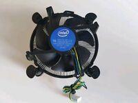 Intel i5 stock processor cooler