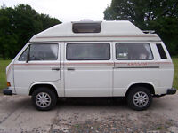 VW T25 campervan 1986 needing fixed up Great project nice camper