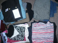Huge bundle/job lot of 40 ladies clothes size 16. All clean and good condition. Good brands. Resale