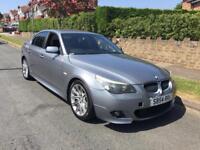 BMW 530d M Sport 3.0 AUTO + F/LTHR + SH