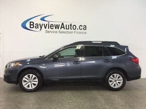 2015 Subaru OUTBACK - AWD|SUNROOF|HTD STS|BSA|REV CAM!