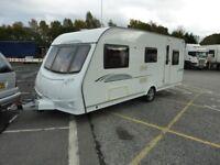Coachman Wanderer 18/5 LUX Touring Caravan