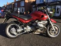 51 Plate BMW R1150R 11850 miles FSH tourer like gs rs rt r1150 1150rt 1150r 1150 r