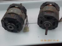 2 induction motors4junior ,2 suction, all run.1 dishwasher. Induction/dishwasher not tested offers