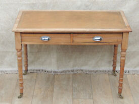 Unique Desk Victorian solid wood (Delivery)