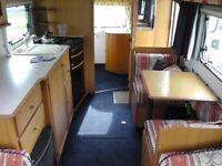 Caravan, Avondale Osprey, 2002, 4 berth