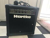 Hartke Bass Amplifier