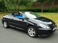 PEUGEOT 307 CC CONVERTIBLE - BARGAIN - PX WELCOME
