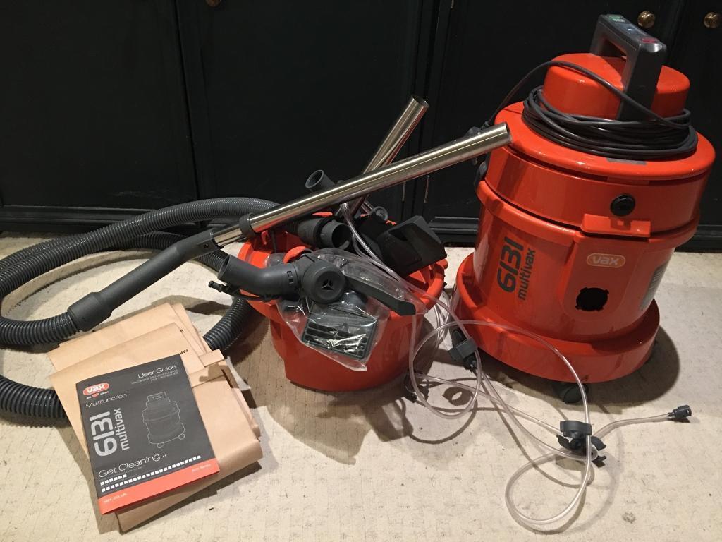 VAX MULTIVAX 6131 multifunction vacuum cleaner