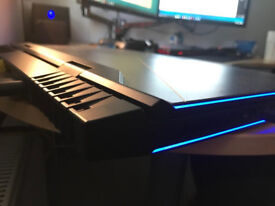 "Alienware 17"" 4k gaming laptop, 32GB, 1080 GPU, 512GB SM961"