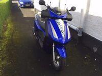 2004 honda pantheon 125cc. one year mot...price £ 890 ono px/exch