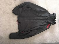 Navy Superdry Jacket size small