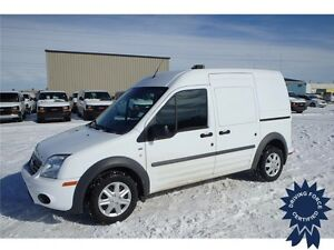 2012 Ford Transit Connect XLT Cargo Van, 54,157 KMs, Seats 2