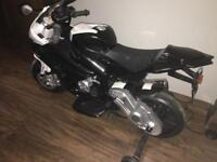 BMW Electric Kids Motorbike with charger