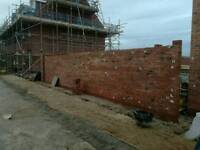 Builders/bricklayers available now extensions,garden walls, conservatories etc now