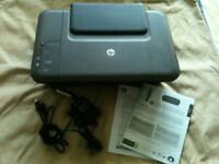 HP Deskjet 1050A All in One Printer/Scanner