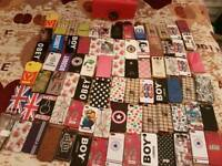 100 Iphone/ Samsung Phone cases