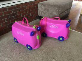 2 Pink Trunkies
