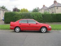 nissan primera 1.6 si motd 8 months excellent driver cheap runabout only 395 excellent driver