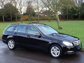 2012 (62) Mercedes-Benz C Class 2.1 C200 CDI SE (Executive) 5dr Estate - Facelift Model