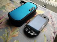 Mint Ps Vita Slim with original case - FW 3.60