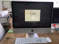 """SPECIAL OFFER Apple iMac 24"""" Core 2 Duo 2.4GHz, 500Gb, 4GB,Warranty In Store"""