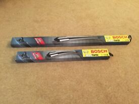 Bosch windscreen wipers for sale