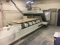 Used SCM Record 132 DOOR ROUTER - 4 axis multi-use machine - 2003 model.