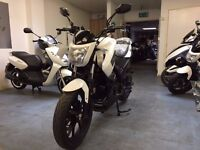 X Blade X6 125cc Manual Street Fighter Motorcycle, New, Only £799 Deposit, 0% APR Finance Available