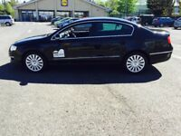 O8 Vw Passat 2.0 auto dsg highline alloys leather interior warranty finance taxi home car offers px