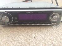 Kenwood KDC-W5534U Car Radio/CD Player/USB