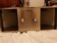 CHIMNEY TYPE COOKER HOOD - STILL IN BOX - MUST GO THIS WEEKEND