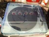 Turntable new condition