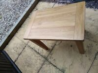 Real Oak small table