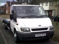 Ford Transit MK6 Recovery Truck - Manual, Diesel - Great for Banger/Stock Cars