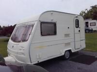 Avondale Dart 380/2 year 2002 - 2 Birth Caravan
