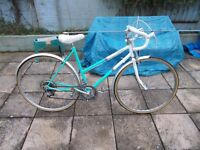 ladies raleigh road bike