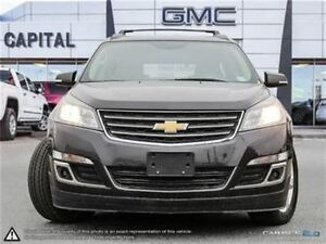 2016 Chevrolet Traverse LT AWD-Heated Seats-Remote start-Rear pa